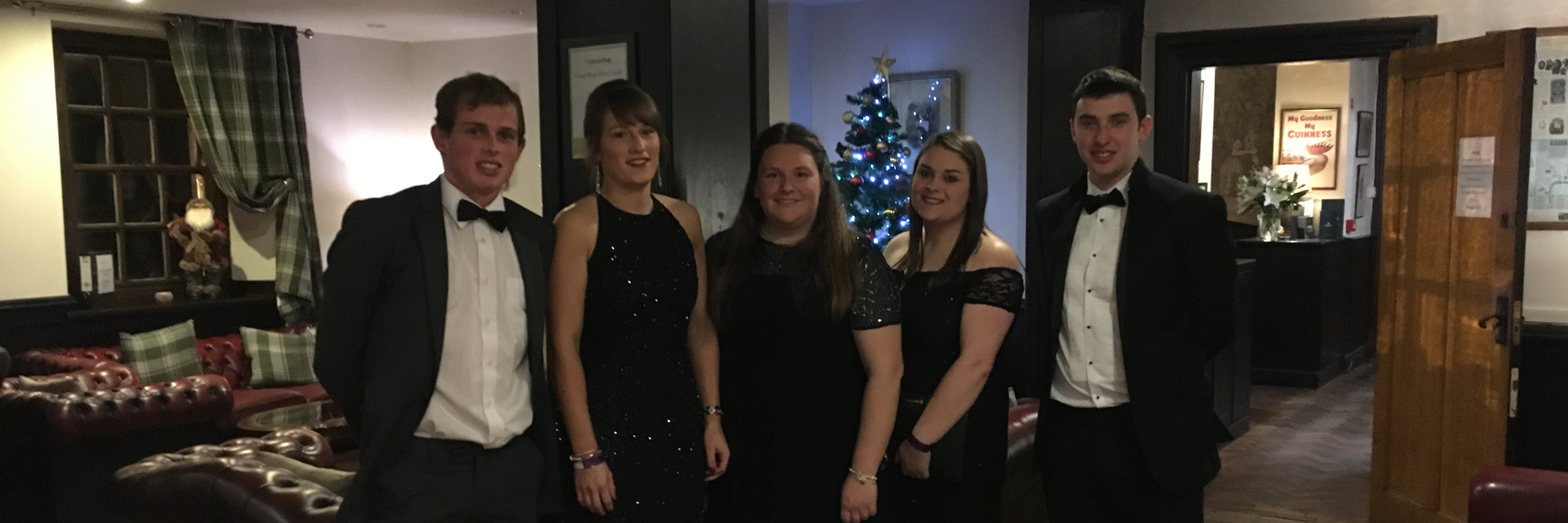 Officer Team - Christmas Ball 2018