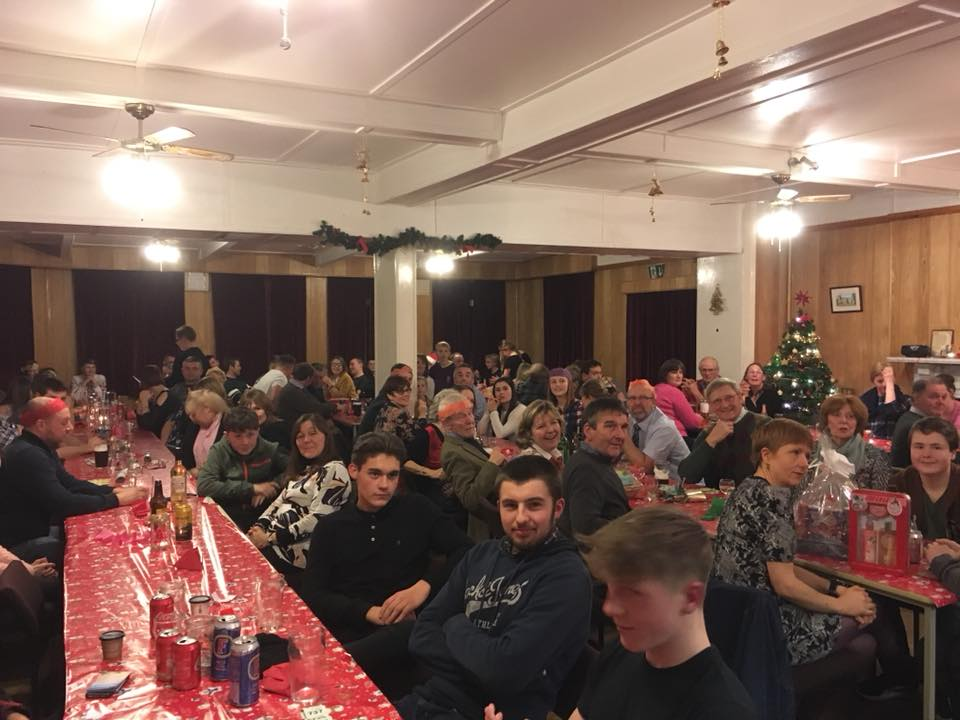 Christmas Meal December 2017